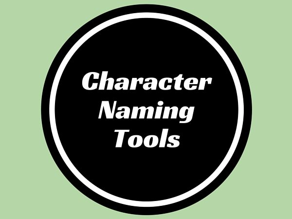 Character Naming Tools