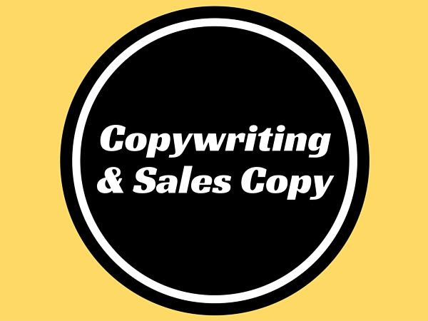 Copywriting & Sales Copy