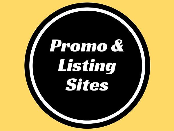 Promo & Listing Sites