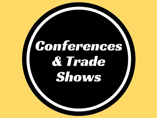 Conferences & Tradeshows