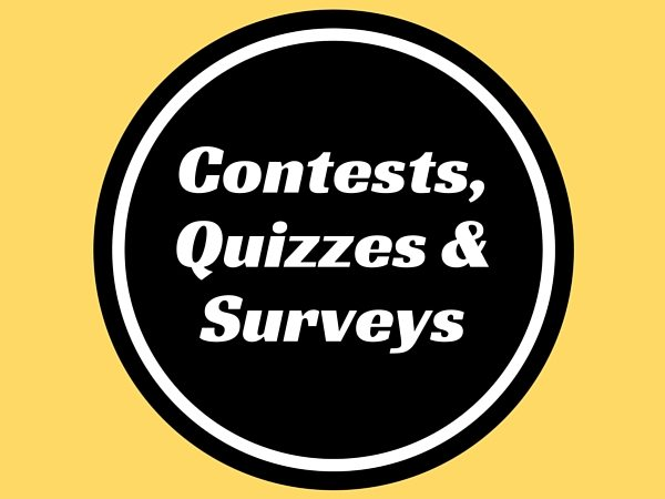 Contests Quizzes & Surveys
