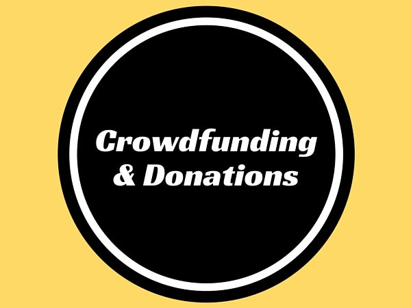Crowdfunding & Donations