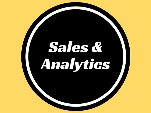 Sales & Analytics